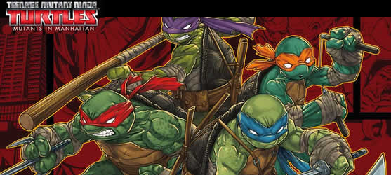 Teenage Mutant Ninja Turtles: Mutanten in Manhattan – Erfolge Liste