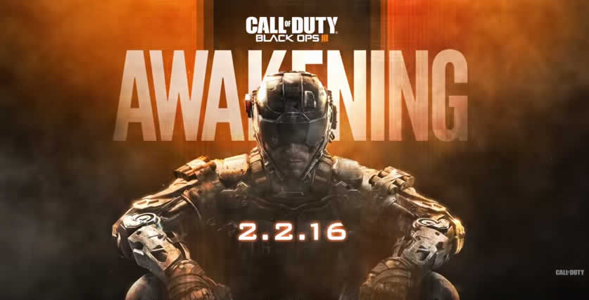 Call of Duty: Black Ops III – Awakening Trailer veröffentlicht