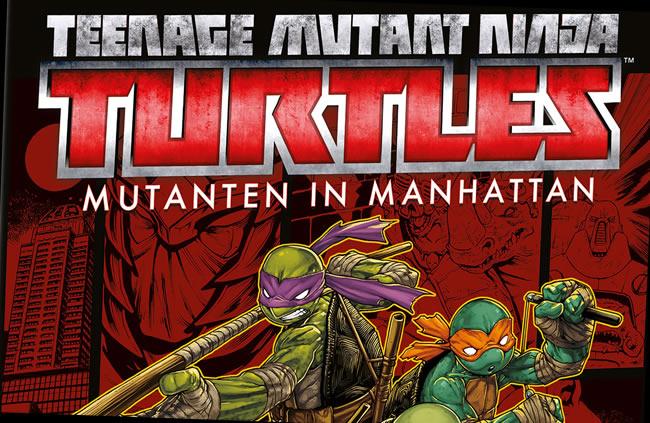 TMNT: Mutanten in Manhattan – Erster Trailer enthüllt
