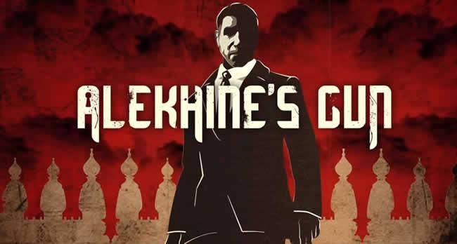 Alekhines Gun: PC Trainer +3 Download