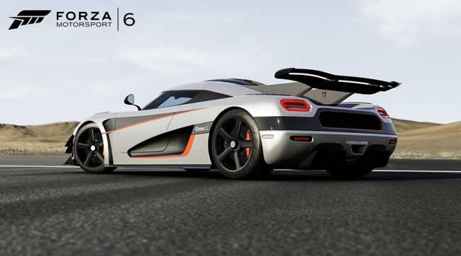 Forza Motorsport 6  könnte für den PC erscheinen