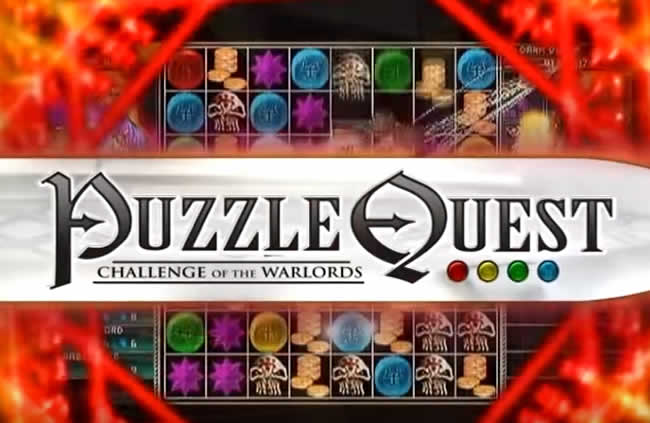 Puzzle Quest: Challenge of the Warlords – Trophäen Liste