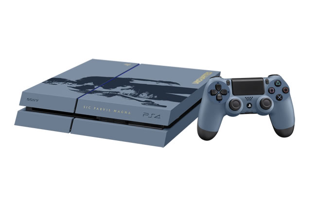 Limited Edition Uncharted 4 PlayStation 4-Bundle angekündigt