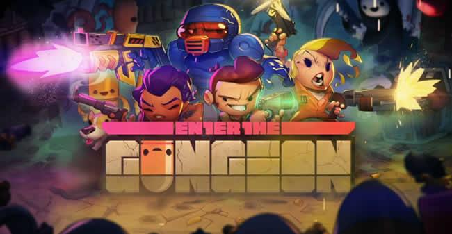 Enter The Gungeon: PC Trainer +6 Download