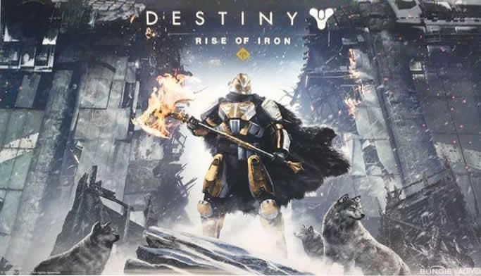 Destiny: Rise of Iron – Erweiterung geleakt