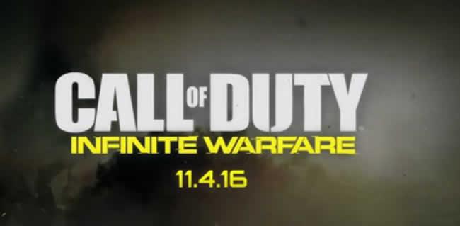Call of Duty: Infinite Warfare – Trailer und Releasetermin geleakt