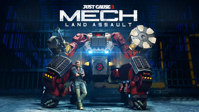 Just Cause 3 Mech land Assault – PC Trainer +7 V06.03