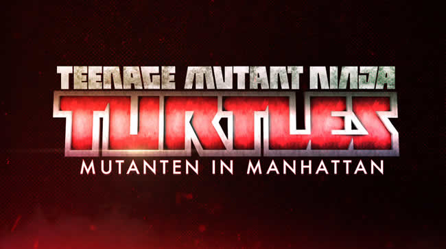 Ninja Turtles: Mutanten in Manhattan – Neue Ch …