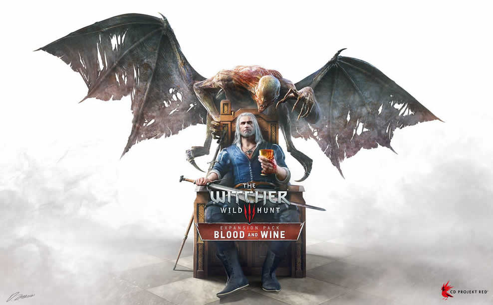 The Witcher 3 Blood an Wine: Trainer + 24 Download V1.22