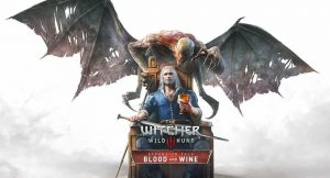 the witcher 3 blood wine