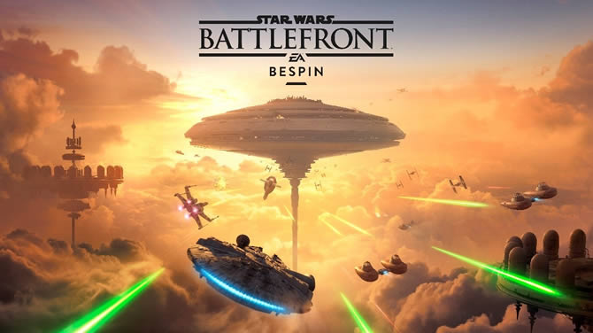 Star Wars Battlefront: Bespin-DLC Launch-Trailer