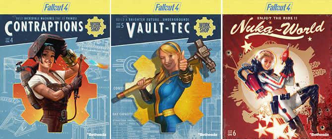 Fallout 4: Nuka World Erfolge und Trophäen enthüllt