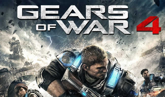 Gears of War 4: Trainer Download +5