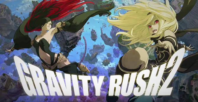Gravity Rush 2: Gravity Cat im Live-Action-Trailer