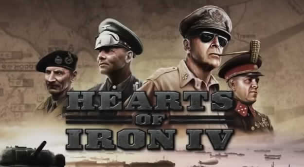 Hearts of Iron IV: Trainer Download V1.2.1 +22