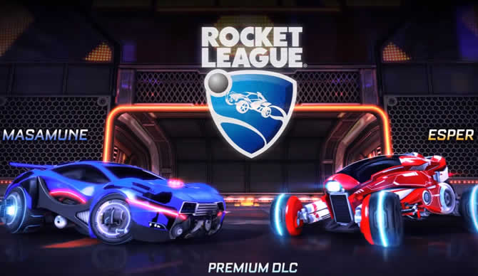 Rocket League: Trainer +6 Download  V1.0.10897