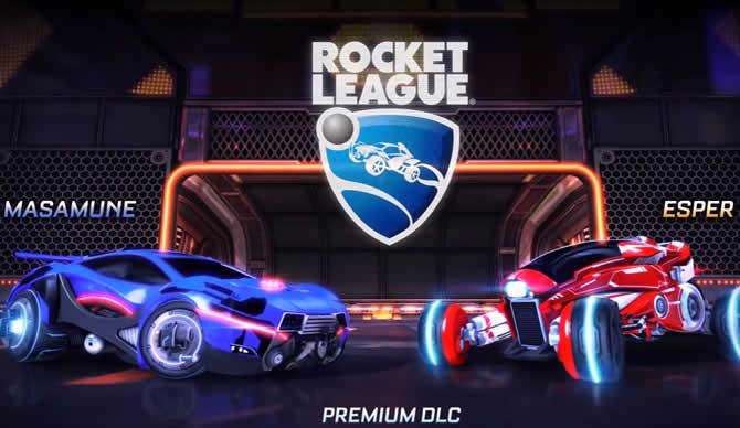 Rocket League – Wrestlemania Extras freischalten