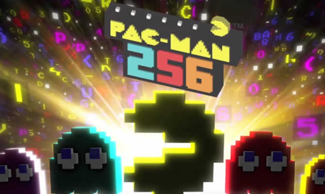 PAC-MAN 256: Steam Errungenschaften
