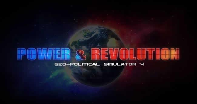 Power & Revolution GeoPolitical Simulator 4: Trainer +7 V6.17