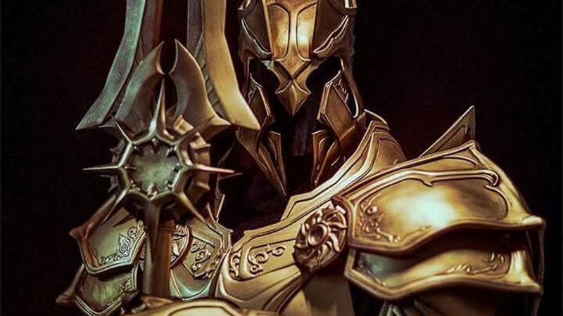 Diablo 3 Cosplay –  Fabricator Djinn