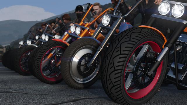 GTA 5 Online: Bikers-DLC offiziell angekündigt