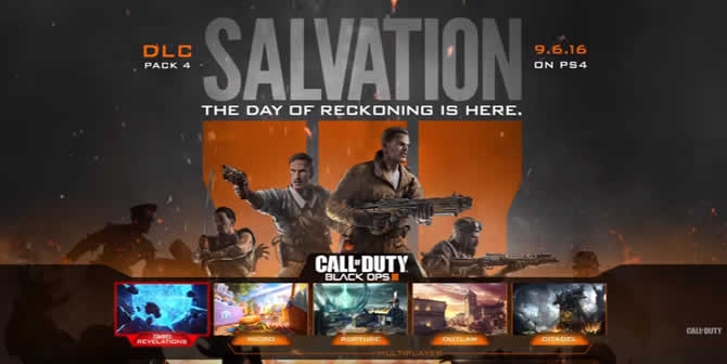 Call of Duty Black Ops 3 SALVATION – Was lange …