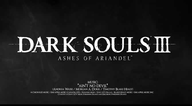 Dark Souls 3 – Ashes of Ariandel Trailer und Infos