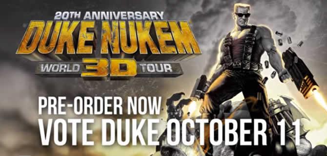 Duke Nukem 3D: Trophäen Leitfaden World Tour