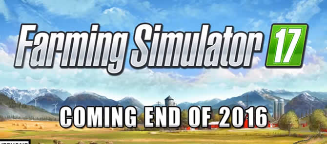 Farming Simulator 17 – Trainer +1 Download V1.2