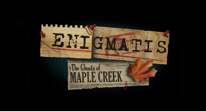 Enigmatis: The Ghosts of Maple Creek – Trophäen Liste