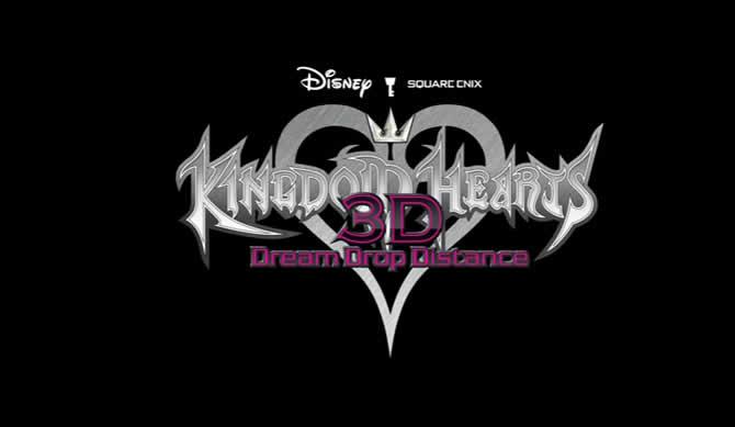 KINGDOM HEARTS Dream Drop Distance – Trophäen …