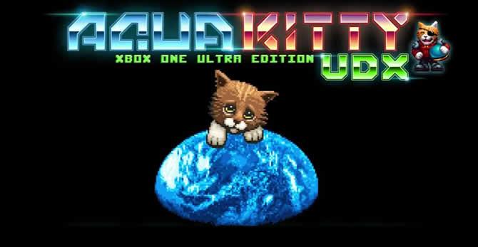 AQUA KITTY UDX: Xbox One Ultra Edition – Erfolge Liste