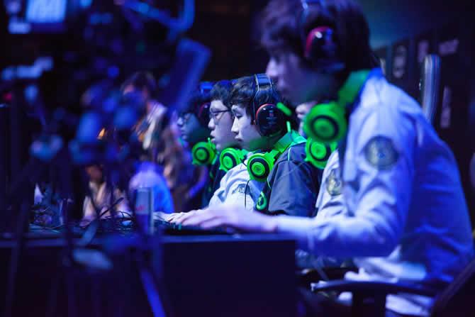 eSports begeistert immer mehr Fans
