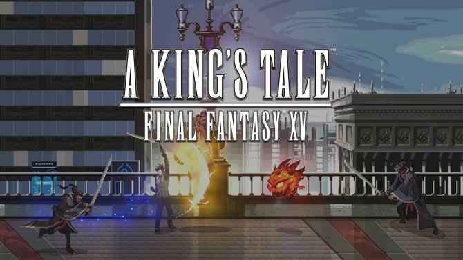 A KING'S TALE: FINAL FANTASY XV – Trophäen Liste