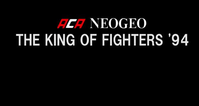 ACA NEOGEO THE KING OF FIGHTERS '94 – Erfolge Leitfaden