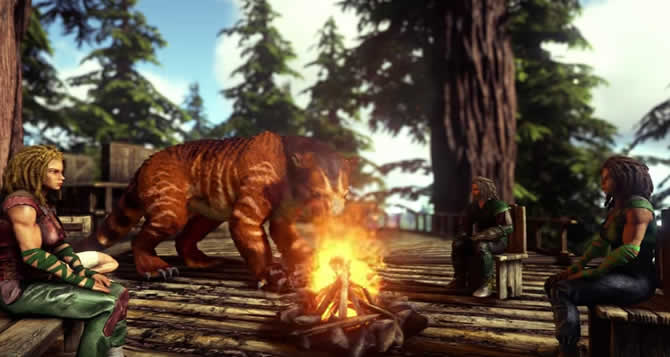 ark survival envolved update
