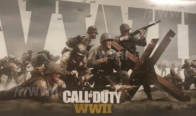 Call of Duty: WWII – Bilder zum zweiten Weltkrieg geleakt?