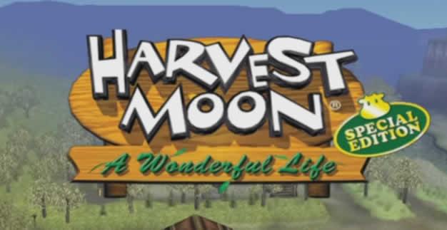 Harvest Moon: A Wonderful Life Special Edition – Trophäen Liste PS4