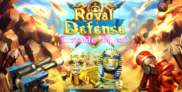 Royal Defense Invisible Threat – Trophäen Trophies Leitfaden