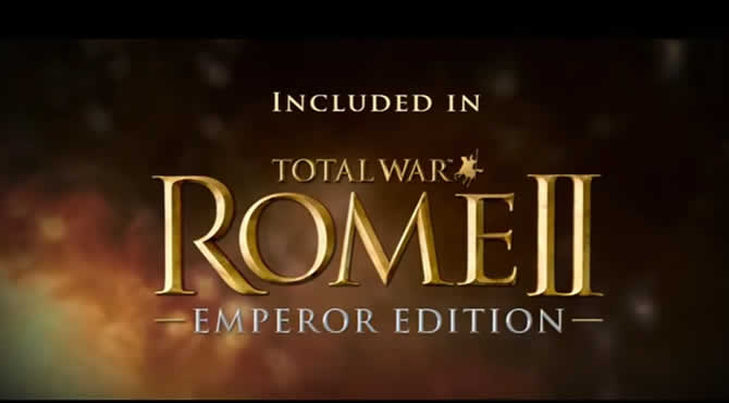 Total War Rome 2 Emperor Edition: Trainer +15  Build 17561