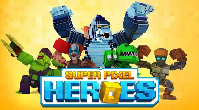 Pixel Heroes – Trophäen Trophies Leitfaden