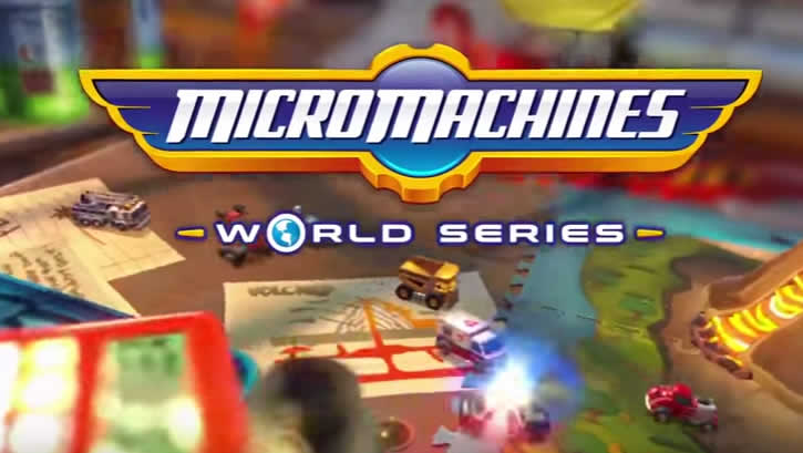 Micro Machines World Series – Trophäen Trophies Leitfaden