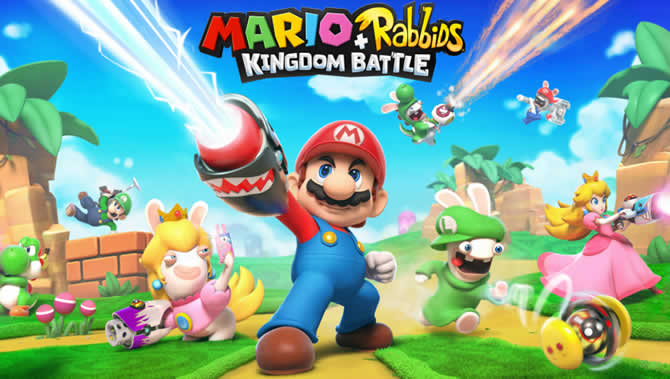 mario rabbids kingdom