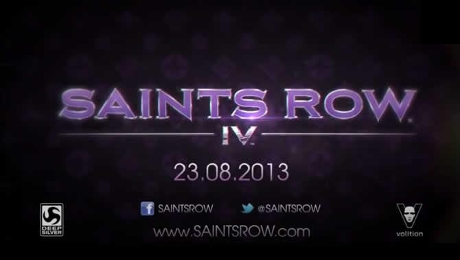 Saints Row IV – Trainer +10 Download Update 8