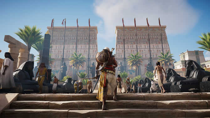 assassins creed origins trailer