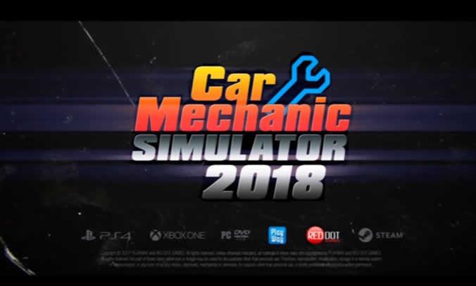 Car Mechanic Simulator 2018: Download Trainer +3 – V1.3.4