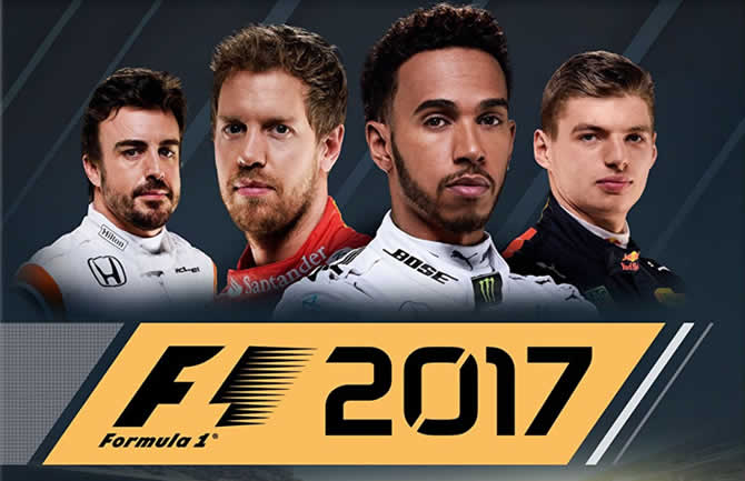 F1 2017 – Trainer +2 Download V1.05