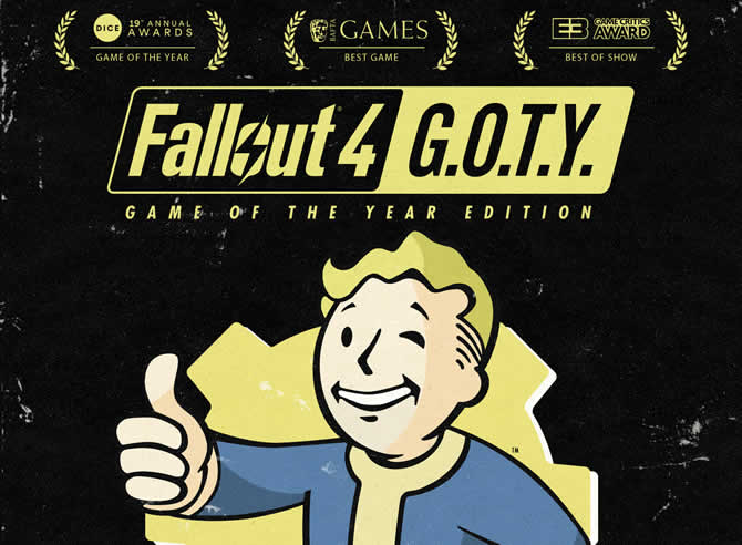 Fallout 4: Game of the Year Edition kommt im September