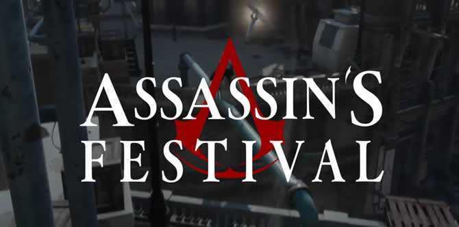 ffxv assassins festival
