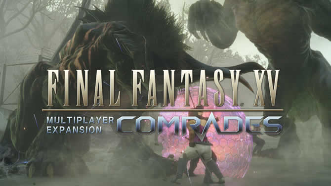 Final Fantasy XV: Comrades – 17 Minuten Gamepl …